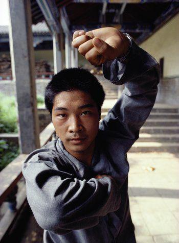 Kung Fu Monge